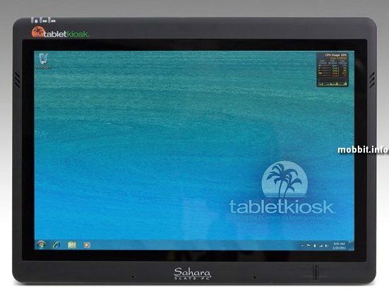 Sahara Slate PC i500 Tablet