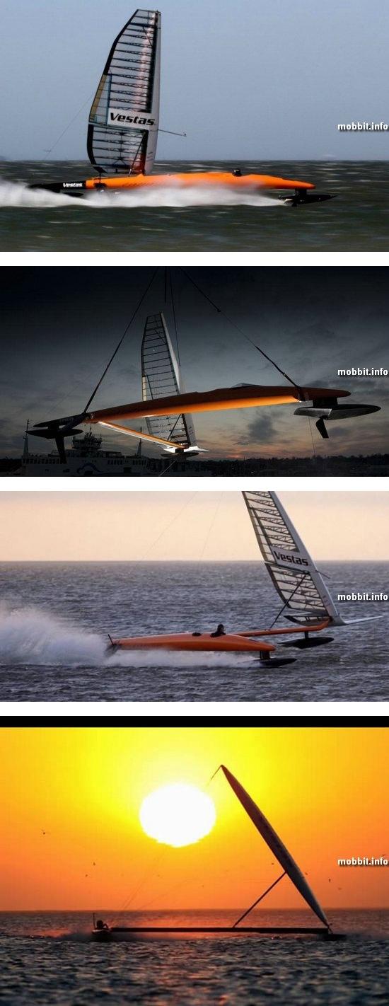 Vestas Sailrocket 2 (VSR 2)