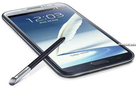 Смартфон Samsung Galaxy Note II
