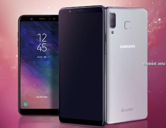 Samsung Galaxy A9 Star и Galaxy A9 Star Lite