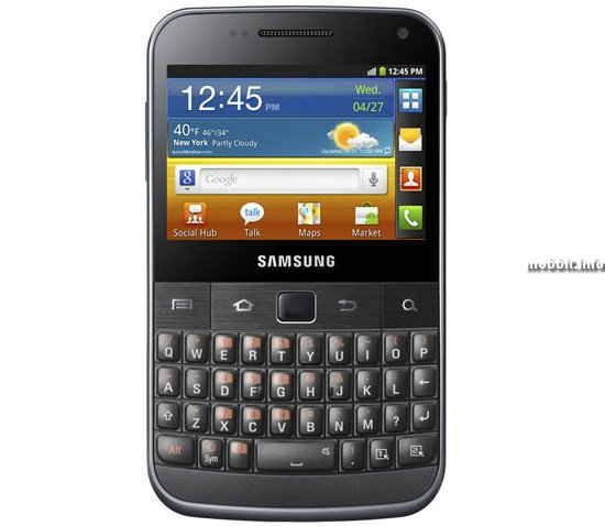 Galaxy M Pro