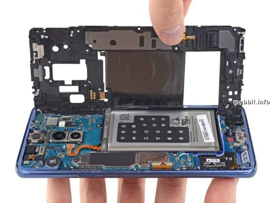Samsung Galaxy S9+ iFixit
