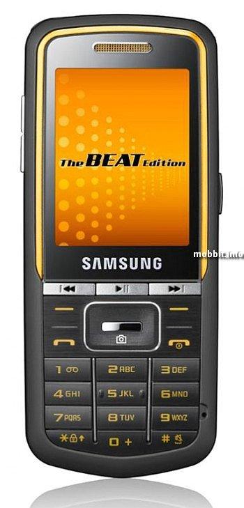 Samsung BEATb M3510 и Samsung BEATs M3200
