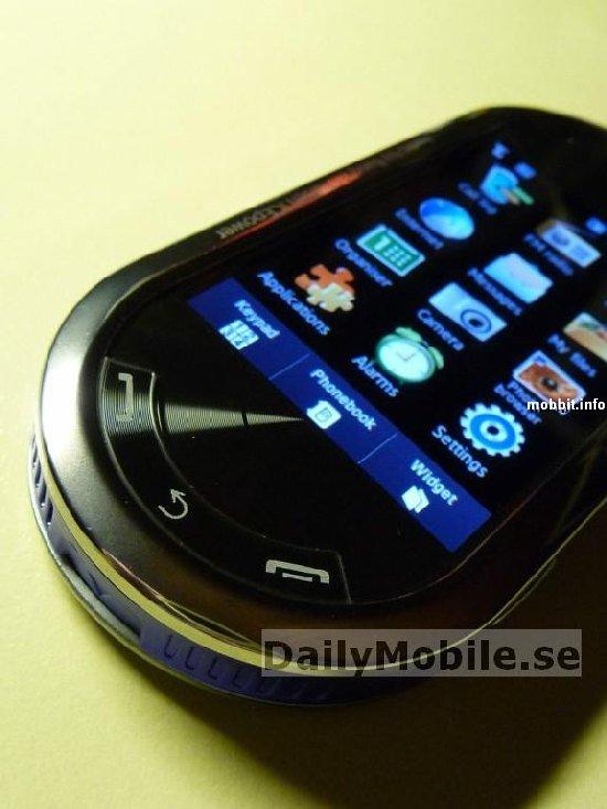 Samsung M7600
