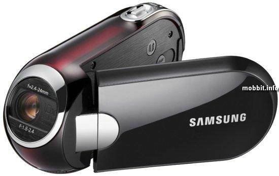 Samsung SMX-C14 и C10