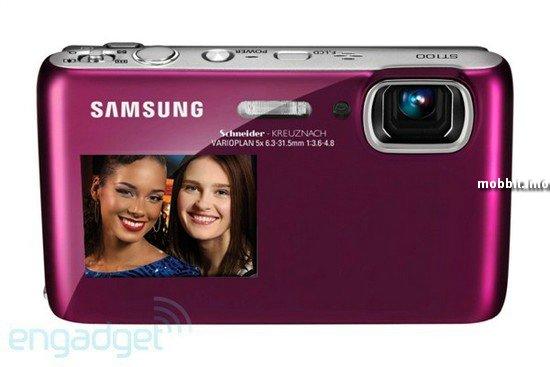 Samsung ST100 и ST600