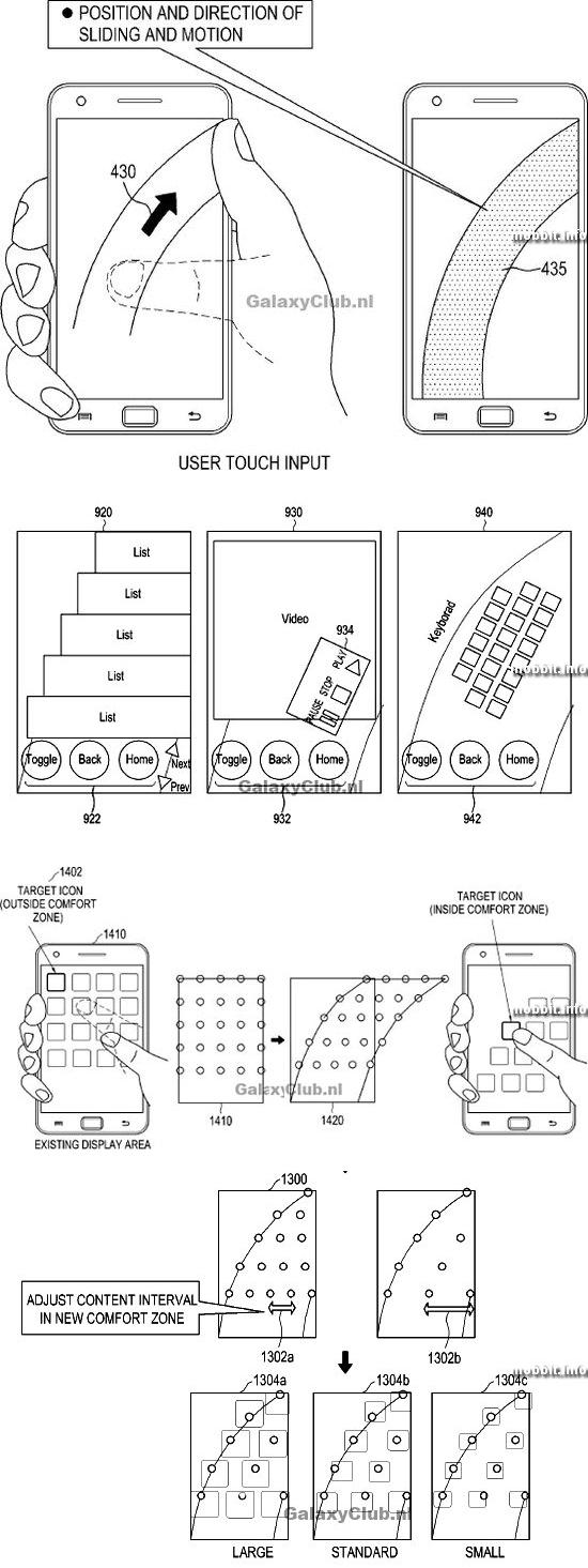 Новый способ управления смартфоном от Samsung