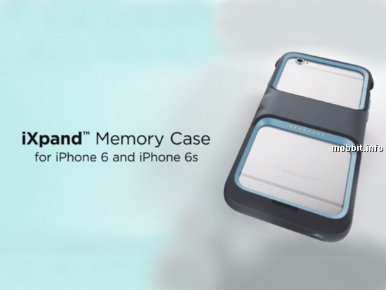 SanDisk iXpand Memory Case