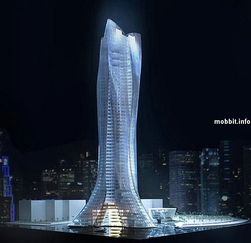 Michael Schumacher World Champion Tower
