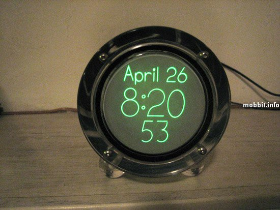 Scope Clock