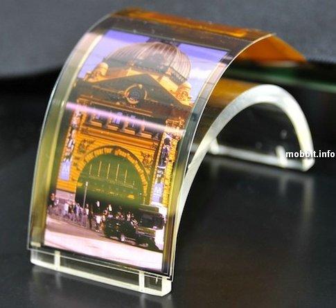 ЖК- и OLED-дисплеи на базе IGZO-полупроводников