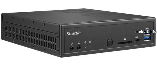 Shuttle DH270