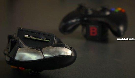 Игровой контроллер, который понимает эмоции геймера