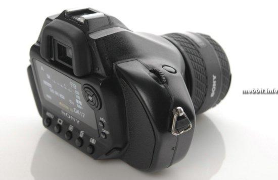 Sony a352