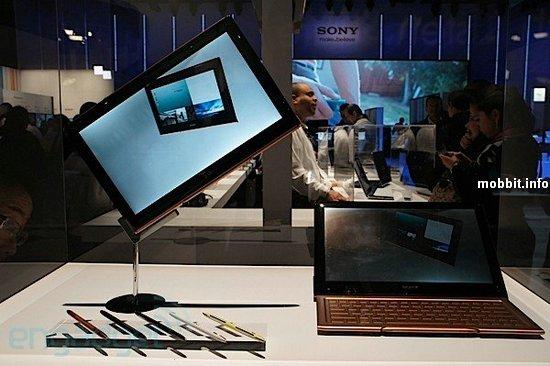 Sony Vaio Hybrid и Slate