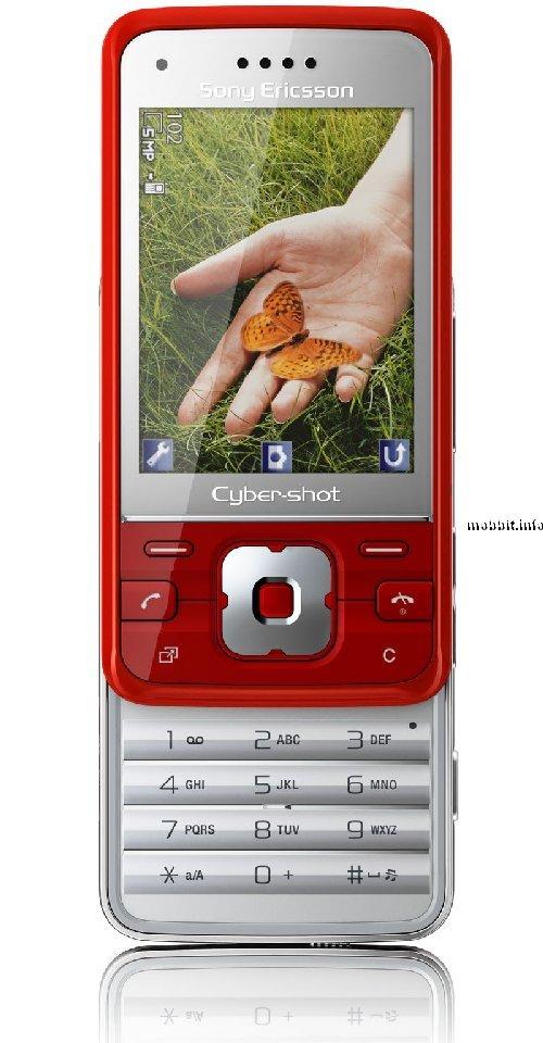 Sony Ericsson C903 Cybershot