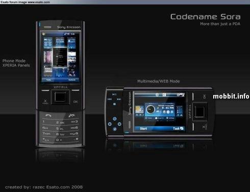 Sony Ericsson Xperia Sora
