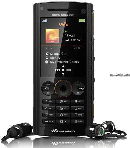 Sony Ericsson W902 Walkman