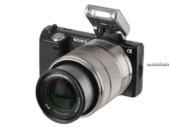 Sony NEX-5 и NEX-3