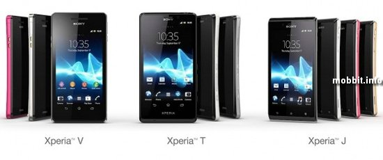 Sony Xperia new
