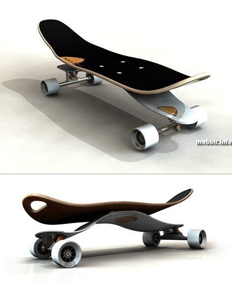 скейтборды SoulArc