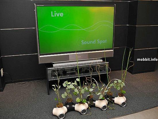 JVC Sound Garden
