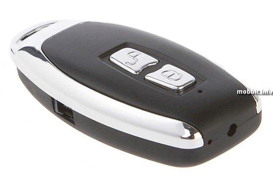 Скрытая камера в автомобильном ключе