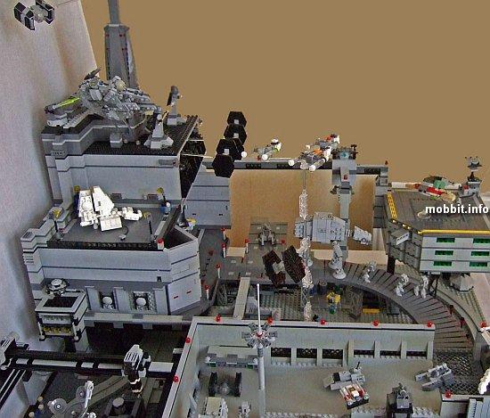 Как сделать из лего из звездных войн 265
