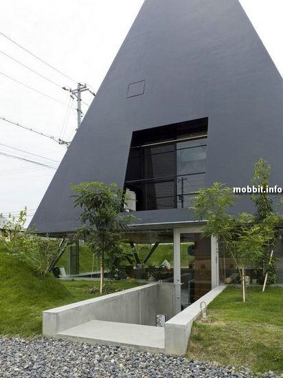Дом-пирамида