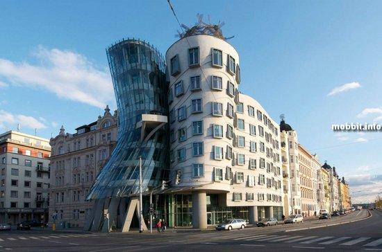 10 самых странных зданий в мире