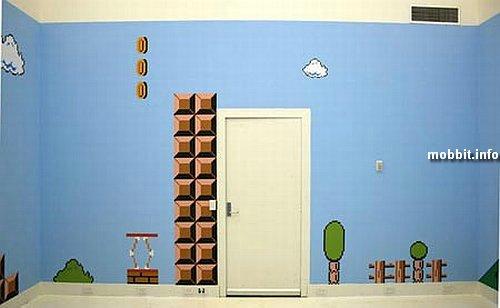 Super Mario Landscape