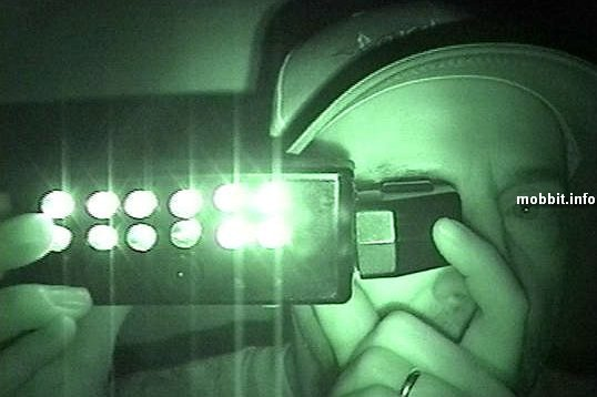 Super Nightvision Headset