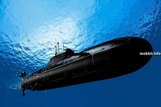 Прототип сверхзвуковой подводной лодки