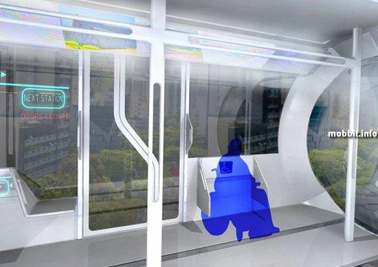 Монорельсовая железная дорога будущего
