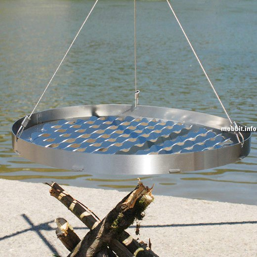 Swivel Barbecue