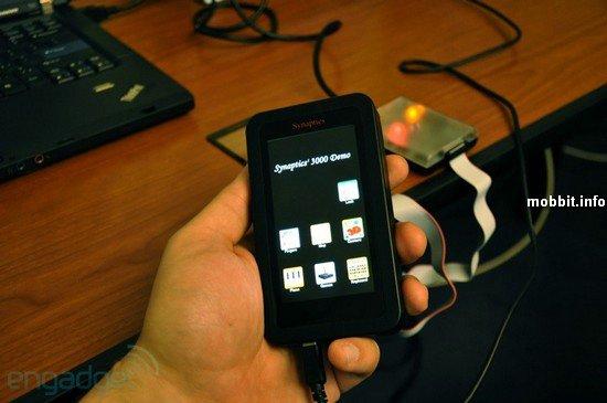 Synaptics ClearPad 3000