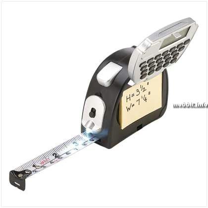 Многофункциональная измерительная рулетка