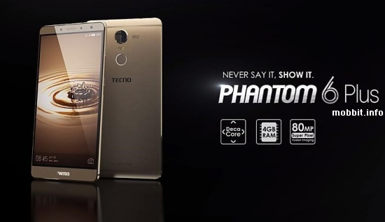 Tecno Phantom 6 и 6 Plus