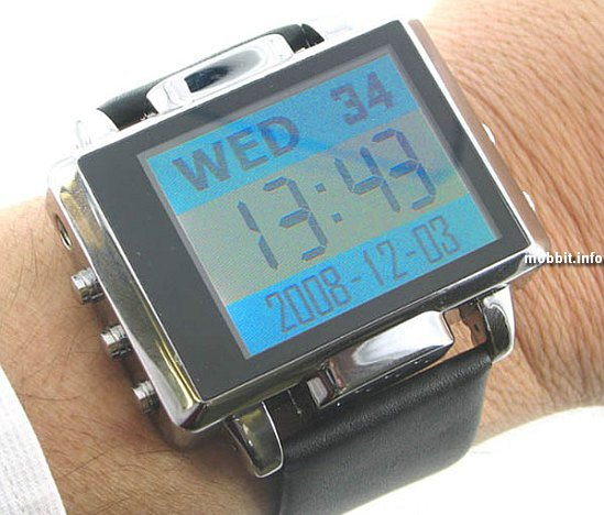 Часы со встроенной камерой