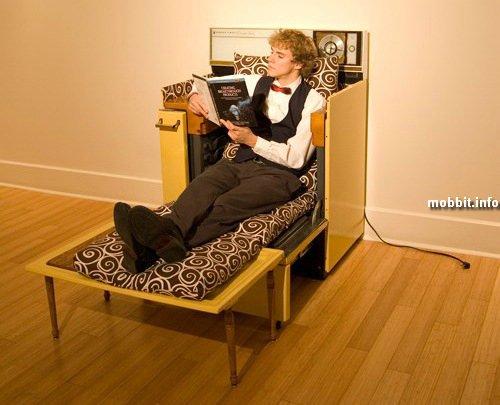 Плита-кресло
