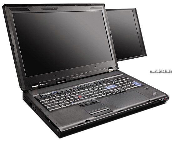 Lenovo ThinkPad W700ds