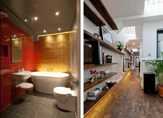 Великолепная квартира из… старого общественного туалета