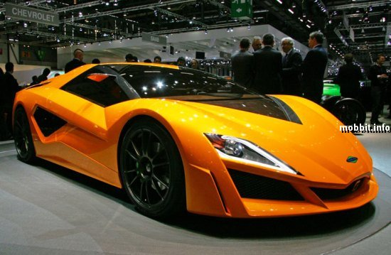 ����������� � Geneva Motor Show 2009