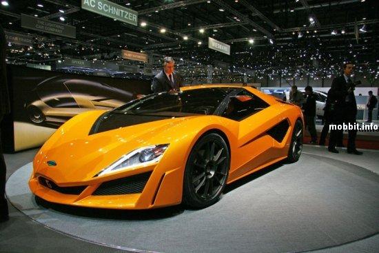 концепткары с Geneva Motor Show 2009