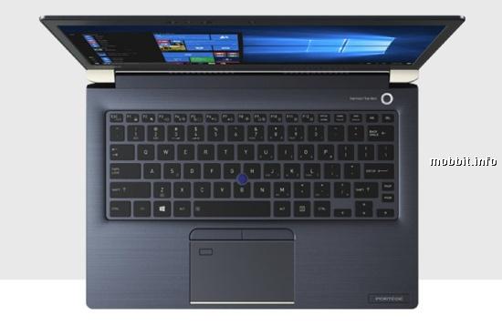 Toshiba Portege X20W and X30