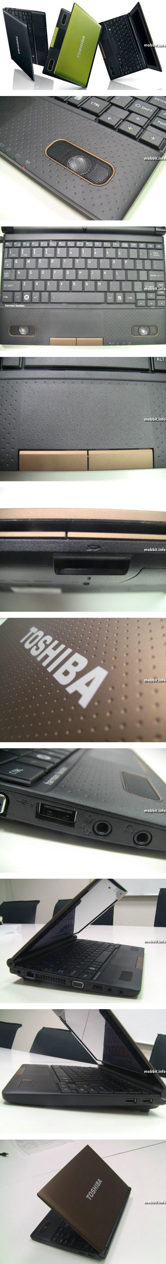 Toshiba mini NB520