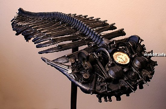 часы-трилобит