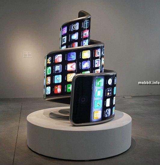 Скульптуры гигантских деформированных электронных гаджетов