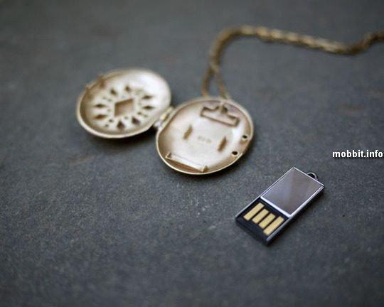 Медальоны-флэшки