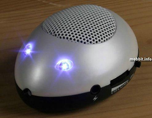 USB Mouse Speaker